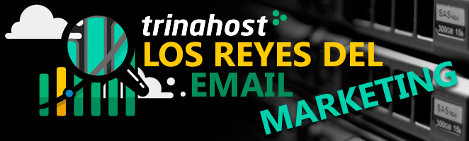 Hosting sin caídas y Email Marketing en TrinaHost