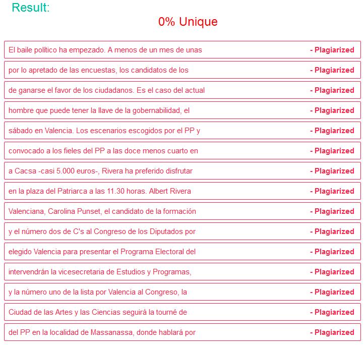 Como conseguir contenido original de contenido indexado