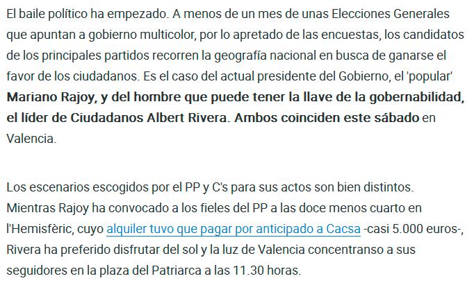 Spineando la mierda de España