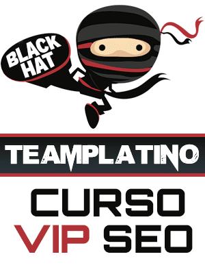 TeamPlatino - Curso SEO VIP