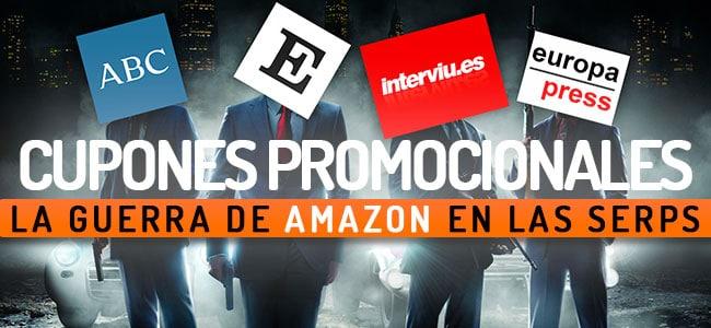 Códigos promocionales de Amazon